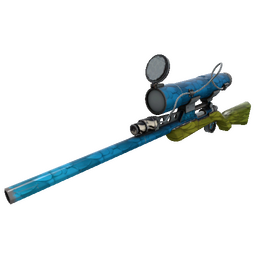 Macaw Masked Sniper Rifle (Field-Tested)