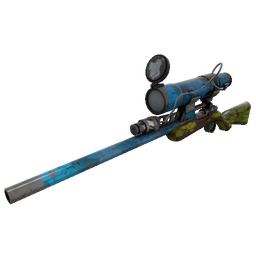 Macaw Masked Sniper Rifle (Battle Scarred)