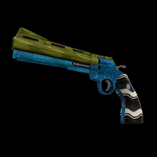 Macaw Masked Revolver