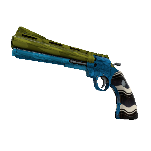 Macaw Masked Revolver