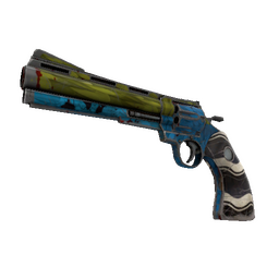 Macaw Masked Revolver (Battle Scarred)