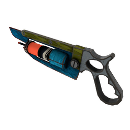 Macaw Masked Ubersaw (Field-Tested)