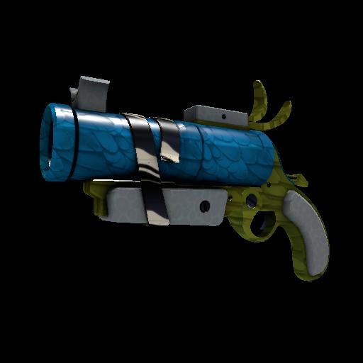 Macaw Masked Detonator
