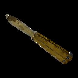 Strange Mannana Peeled Knife (Well-Worn)