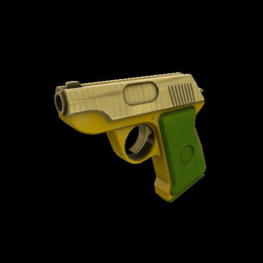 Mannana Peeled Pistol