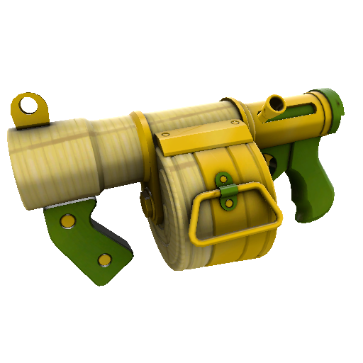 Mannana Peeled Stickybomb Launcher