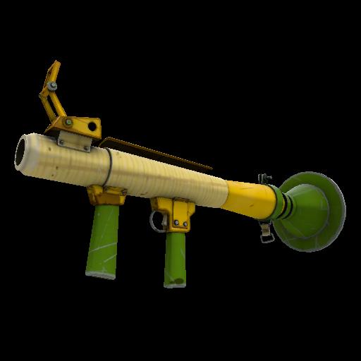 Gore-Spattered Specialized Killstreak Rocket Launcher