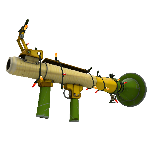 Strange Specialized Killstreak Rocket Launcher