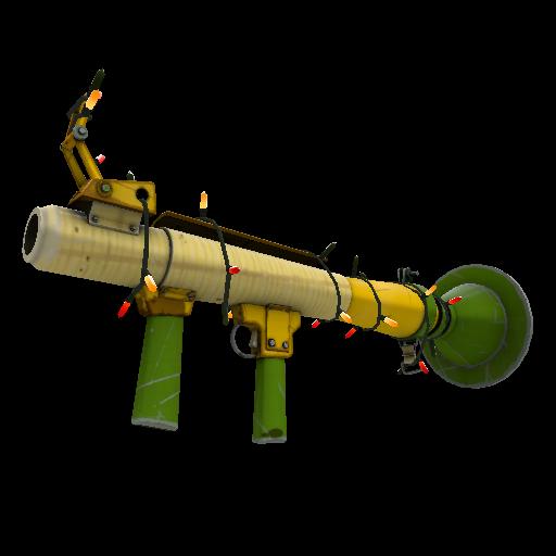 Strange Specialized Killstreak Rocket Launcher