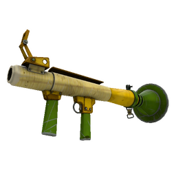 Strange Mannana Peeled Rocket Launcher (Well-Worn)