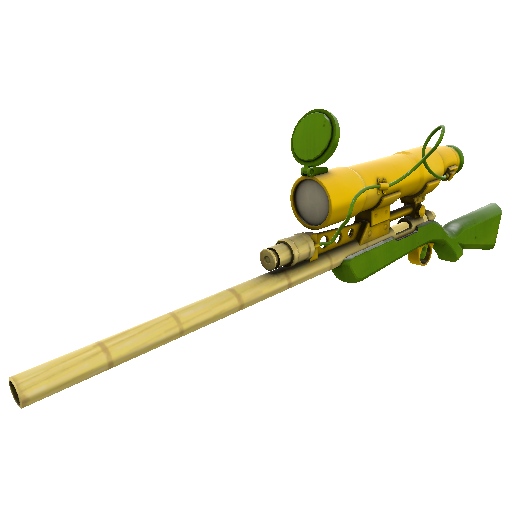 Mannana Peeled Sniper Rifle