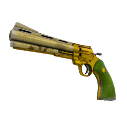 Mannana Peeled Revolver (Well-Worn)