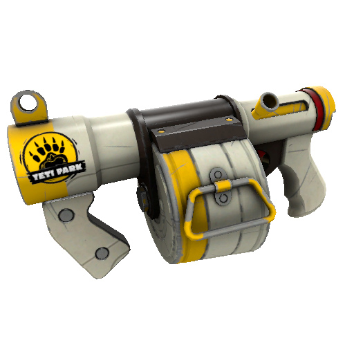 Park Pigmented Stickybomb Launcher