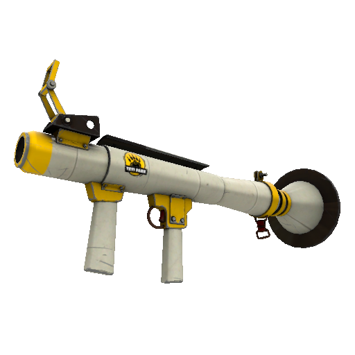 Professional Killstreak Rocket Launcher
