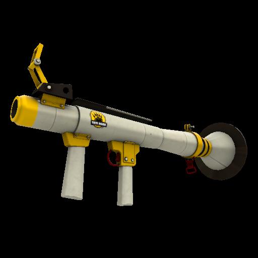 Park Pigmented Rocket Launcher
