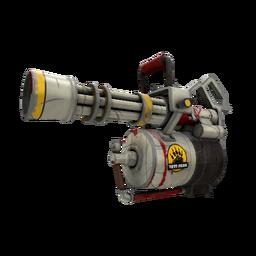 Park Pigmented Minigun (Battle Scarred)