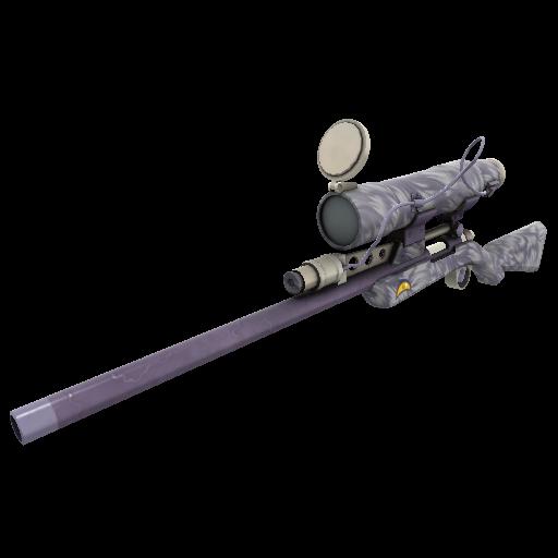Yeti Coated Sniper Rifle