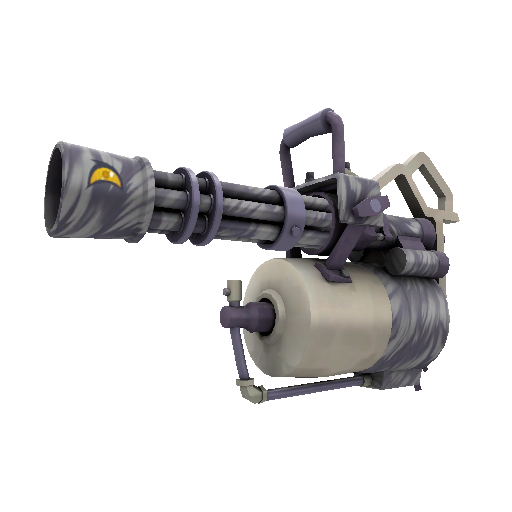 Yeti Coated Minigun