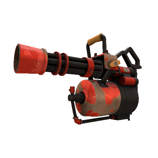 War Room Minigun
