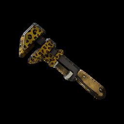 Leopard Printed Wrench (Minimal Wear)