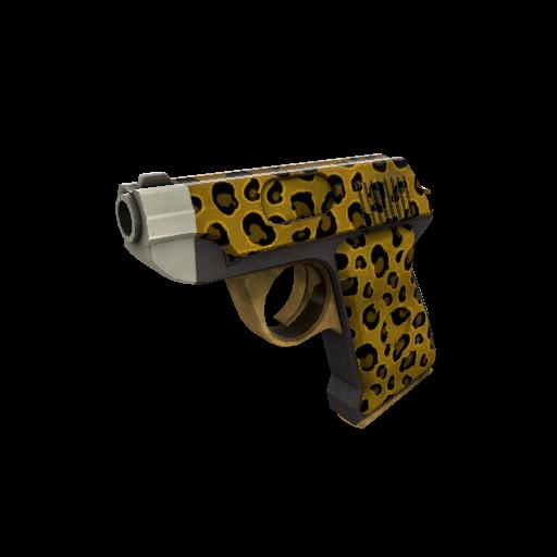 Leopard Printed Pistol