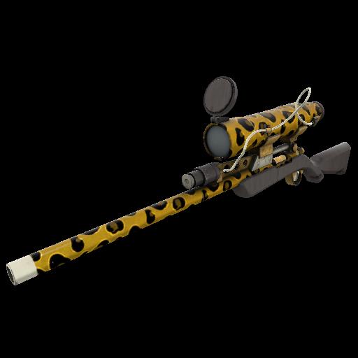 Uncharitable Killstreak Sniper Rifle
