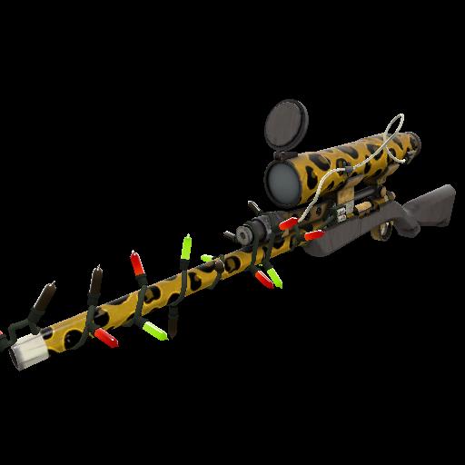 Scarcely Lethal Killstreak Sniper Rifle