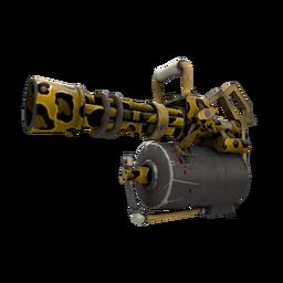 Leopard Printed Minigun (Field-Tested)
