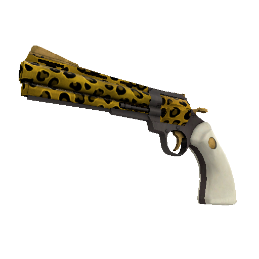Leopard Printed Revolver