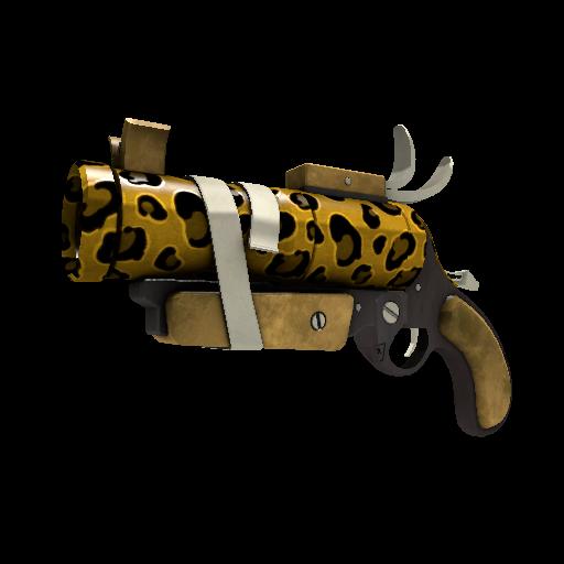 Leopard Printed Detonator