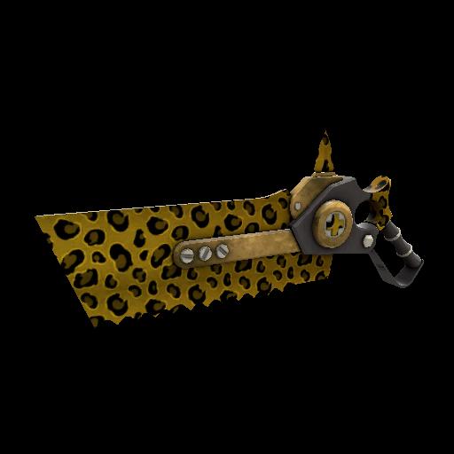 Leopard Printed Amputator