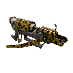 Leopard Printed Crusader's Crossbow (Field-Tested)