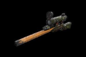 Bogtrotter Sniper Rifle Well Worn