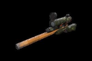 Bogtrotter Sniper Rifle Field Tested