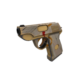 Strange Hickory Hole-Puncher Pistol (Field-Tested)