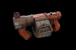 Rooftop Wrangler Stickybomb Launcher Minimal Wear