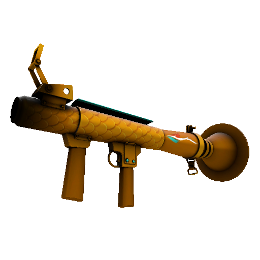 Dragon Slayer Rocket Launcher