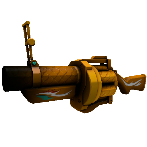 Dragon Slayer Grenade Launcher