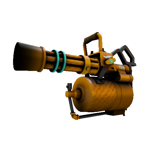 Dragon Slayer Minigun