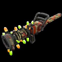 Strange Festivized Wrapped Reviver Medi Gun (Field-Tested)