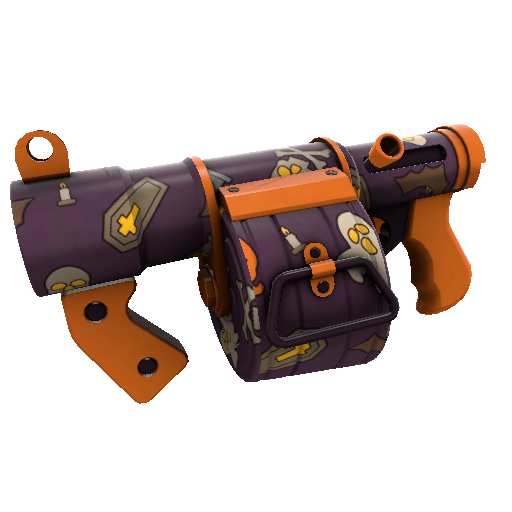 Horror Holiday Stickybomb Launcher