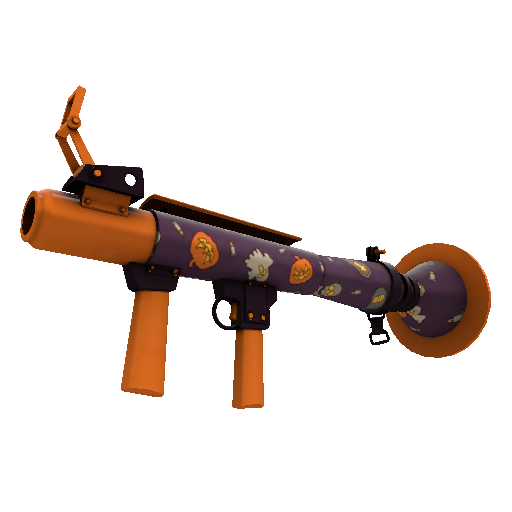 Horror Holiday Rocket Launcher