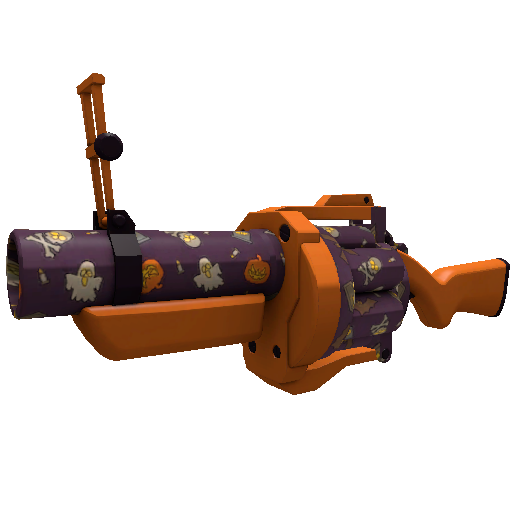 Horror Holiday Grenade Launcher