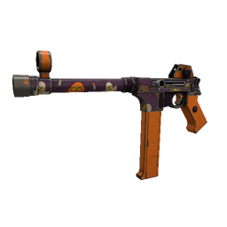Horror Holiday SMG (Field-Tested)