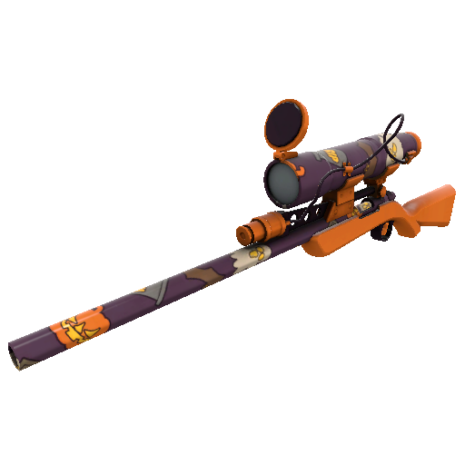 Horror Holiday Sniper Rifle