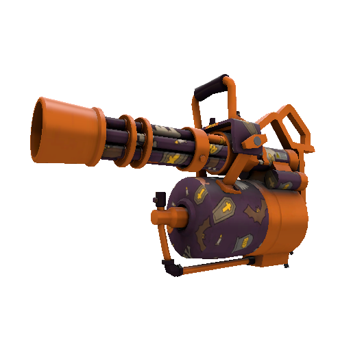 Horror Holiday Minigun
