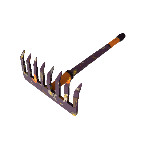 Horror Holiday Back Scratcher