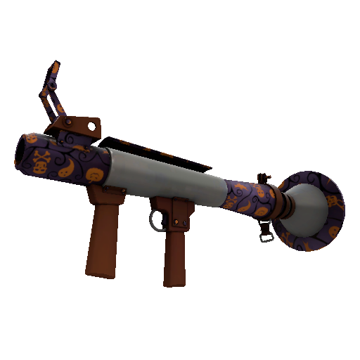Spirit of Halloween Rocket Launcher