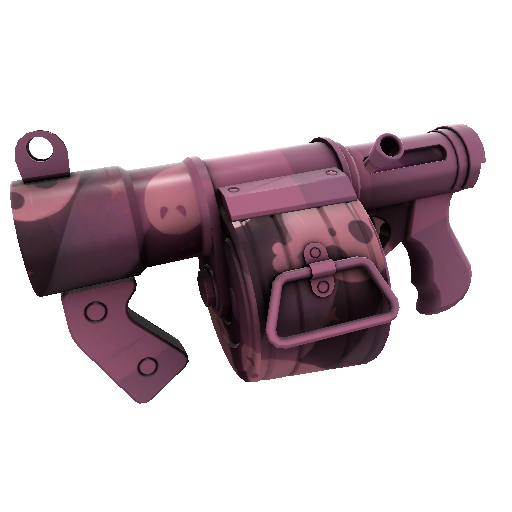 Spectral Shimmered Stickybomb Launcher