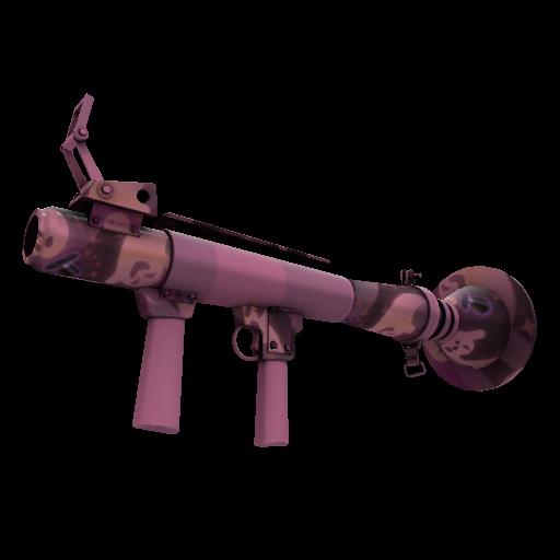 Spectral Shimmered Rocket Launcher